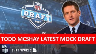 Todd McShay's Latest 2020 NFL Mock Draft: Reacting To All 32 Round 1 Picks After The NFL Combine