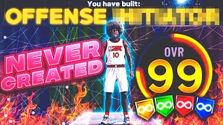 No one made this build in nba 2k20... so i did