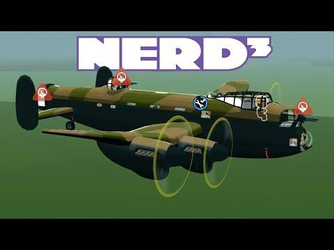 Nerd³ Runs a Bomber Crew - Bomber Crew - 3 Dec 2017