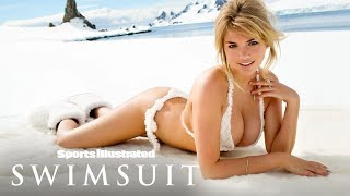 Kate Upton Makes History With First Photoshoot In Antarctica | On Set | Sports Illustrated Swimsuit