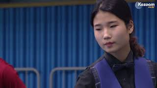 [제15회 대한체육회장배 전국당구대회] 결승 스롱 피아비 vs 용현지 후반 하이라이트
