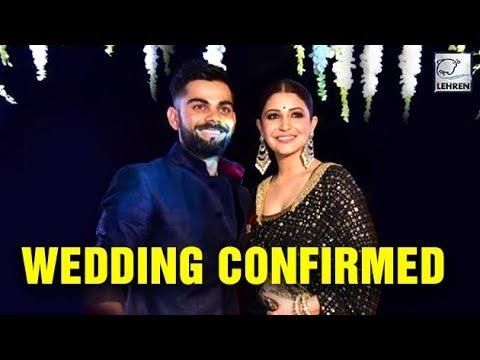 Hka Sharma Virat Kohli Getting Married In December Lehv