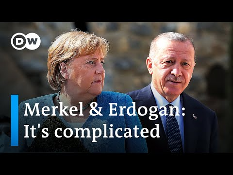 Merkel meets with Erdogan on final visit to Turkey: What now? | DW News