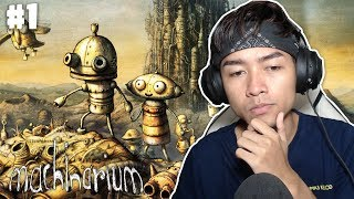#1 GAME KEREN NIH 😲😁  || Machinarium Android Gameplay