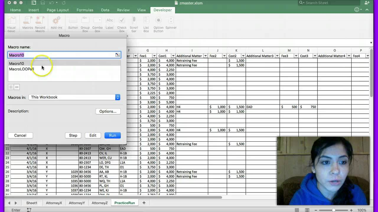 Using a macro to copy multiple worksheets into a master worksheet – Combine Multiple Excel Worksheets into One