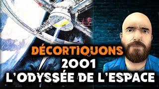 Décortiquons 2001 L'ODYSSÉE DE L'ESPACE - Filmopsie#5
