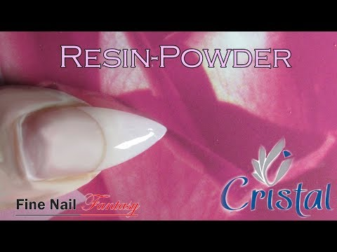 Resin Cristal nail dipping system, Acrylic powder + glue