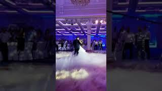 Красивый первый танец жениха и невесты! Triumph эвент холл.Feya Decor. Артист Arsen Alchangyan