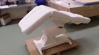 Обзор  косметологического  кресла ОД 4 мотора