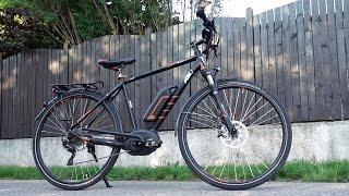 KTM Macina Sport 10 GPS+ E-Bike Modell 2015