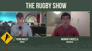 Joey Carbery starts Ireland's first test against Australia