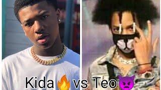 Shmateo vs Kida the great best battle ever ( Official dance video )