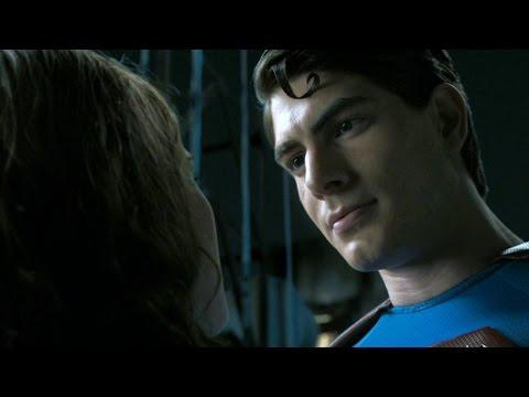 Lois interviews Superman | Superman Returns
