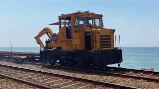 Sri Lanka Railway Rail Track Maintenance