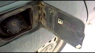 Ваз2110. Крышка бензобака ваз 2110 на магните.(Крышка бензобака ваз 2111 на Магните! Если сломалась крышка бензобака,её можно починить с помощью магнита., 2013-01-27T19:15:43.000Z)