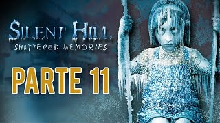 Silent Hill: Shattered Memories - Parte 11 - PSP ( HD )
