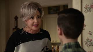 """Young Sheldon 3x03 Sneak Peek Clip 2 """"An Entrepreneurialist and a Swat on the Bottom"""""""