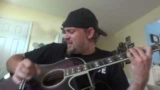 "Steve Waters Acoustic Cover of "" Somebody To Shove"" By Soul Asylum"