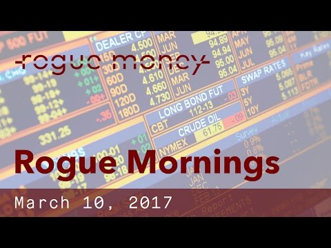 "Rogue Mornings with ""V"" & CJ - US Foreign Policy, Markets Signaling &  EUMF? (03/10/2017)"