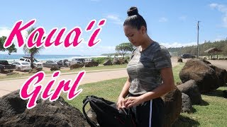 The best walk in Kauai, Hawaii   Our life in paradise   DJI Drone   Draco our dog