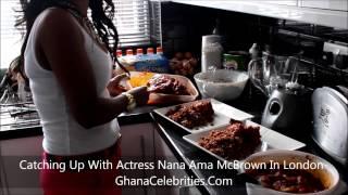 Nana Ama McBrown Reveals Her Weight Loss Secret