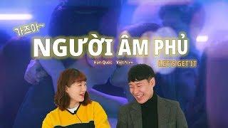 REACTION: NGƯỜI ÂM PHỦ  - OSAD X KHÁNH VY l  Reaction of Những anh em Hàn Quốc