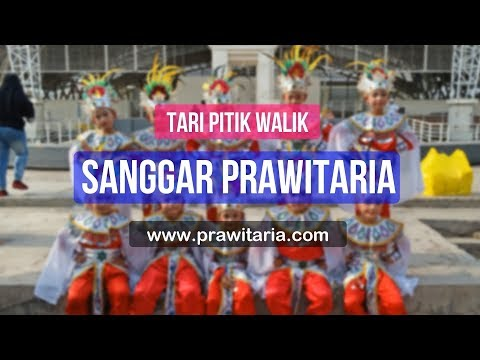 Tari Pitik Walik - Sanggar Prawitaria - Car Free Day WEP Gresik