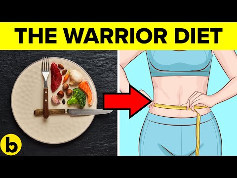Try This Warrior Diet For 1 Week And See What Happens To Your Body