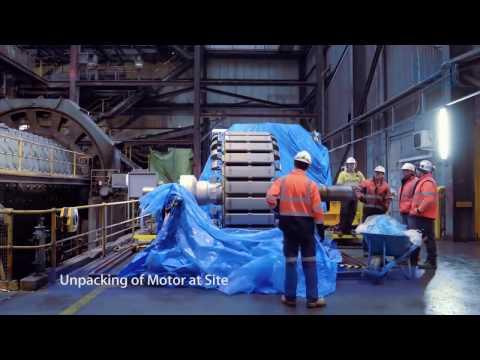 WEG    Synchronous Motor Supply