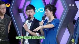快乐大本营-《少年四大名捕》剧组来袭 搞笑才艺大比拼-Part2湖南卫视官方版1080P 20130713