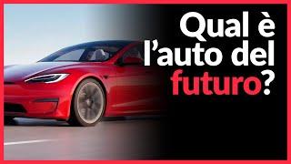 PREGI e DIFETTI dell'IDROGENO - Le auto elettriche sono migliori?