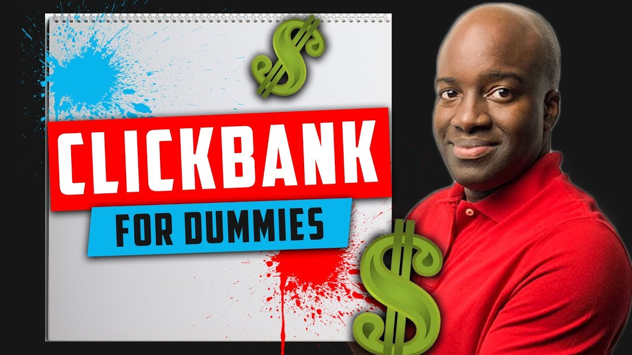 Clickbank for Dummies - YouTube