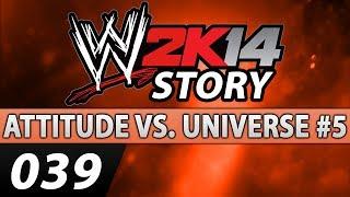 WWE 2K14 STORY [HD] #039 - Wie im Kindergarten ● Let