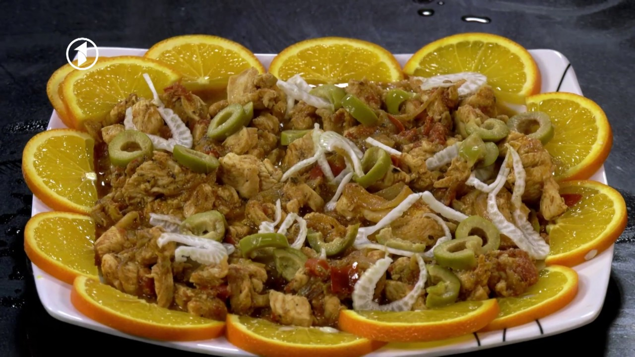 Ashpazi - Gosht Morgh ba Malta  - آشپزی - طرز تهیه گوشت مرغ با مالته