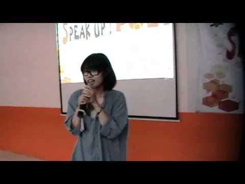 5 Bạn Hùng Biện Tiếng Anh trong Speak Up 2011