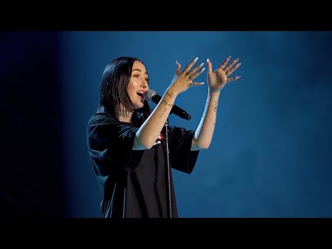 Noah Cyrus  All Falls Down  from WE Day Seattle