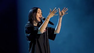Noah Cyrus - 'All Falls Down' (Live from WE Day Seattle)