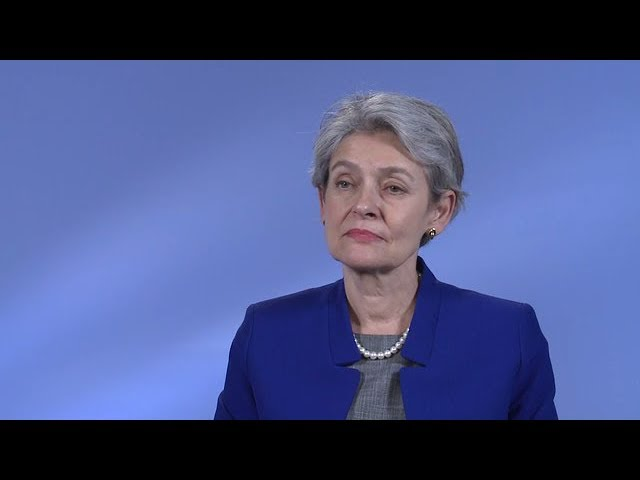 US Decision to Withdraw from UNESCO - Remarks by UNESCO Chief