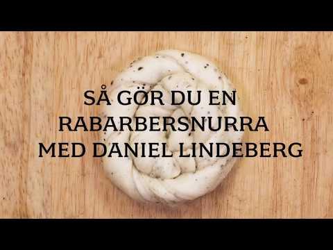 Så snurrar du en bulle med bagaren Daniel Lindeberg