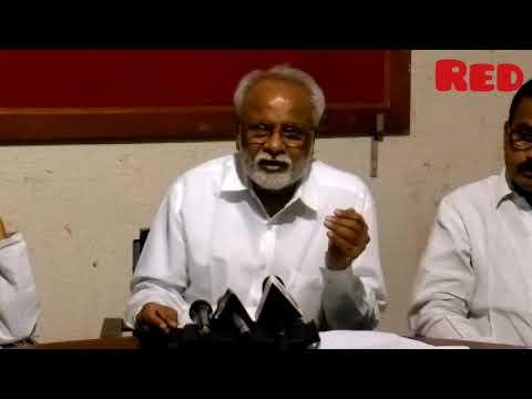 People Progress Trust press meet,Hyderabad.