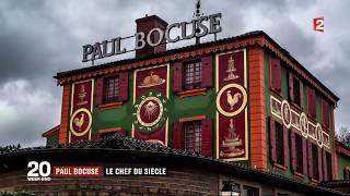 Hommage à Paul Bocuse, 20 janvier 2018