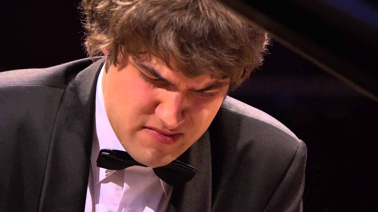 Lukas Geniušas – Sonata in B flat minor, Op. 35 (third stage, 2010)