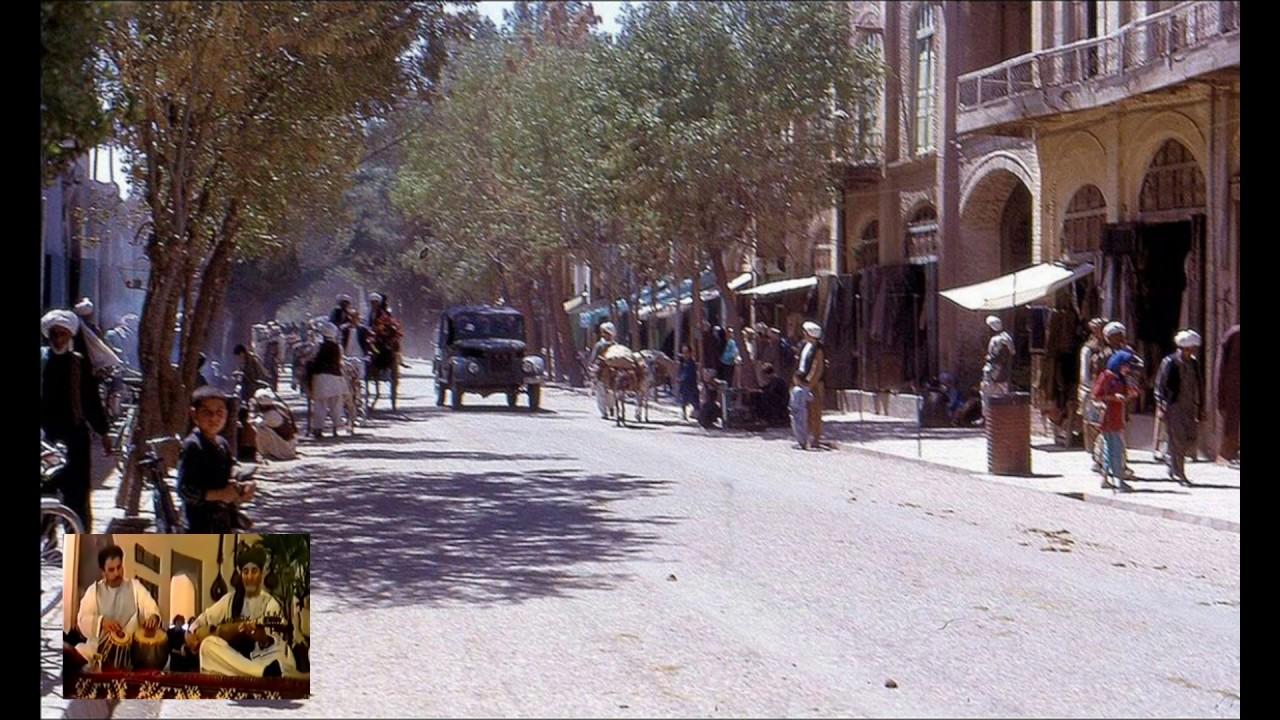 نتیجه تصویری برای شهر قدیم هرات