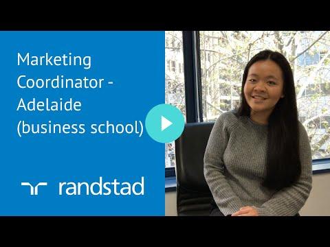 Marketing Coordinator - Adelaide (business school)