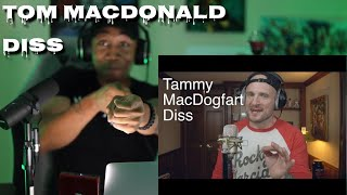 TRASH or PASS! Mac Lethal ( Single White Female Tom Macdonald DISS) [REACTION!!]