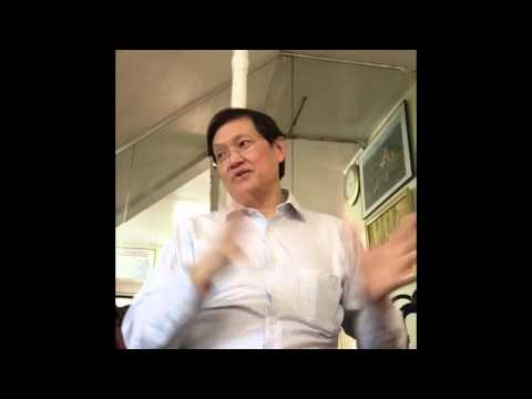 Dr. Alexander Myint Swan's Training Lecture Series on Internship Survival Skill (Part-2 of 2)