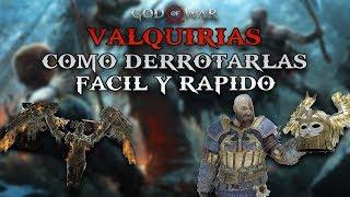 God of War - Valquirias: Como derrotarlas fácilmente