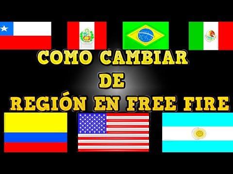 Como CAMBIAR De REGION En FREE FIRE (hola Free VPN) #2