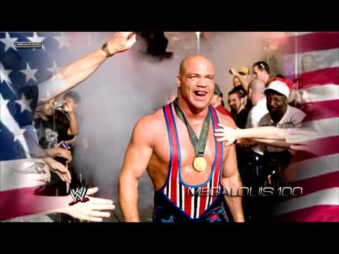 Kurt Angle 1st WWE Theme Song - ''Medal'' (V2) With Download Link
