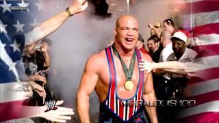 Kurt Angle 1st WWE Theme Song -